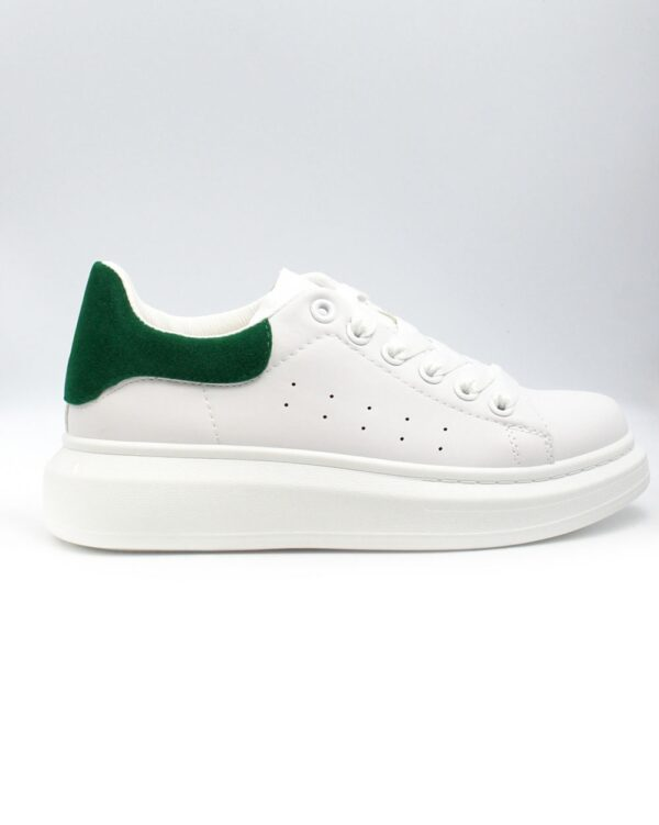 Green Trendy Sneakers-0