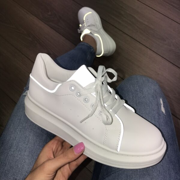 Flash Trendy Sneakers-3824