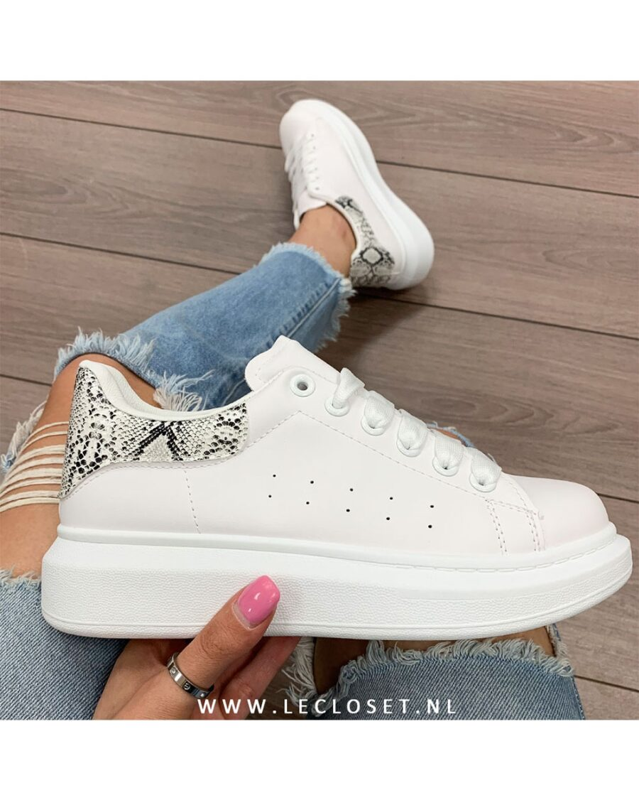 All Time Snake Trendy Sneakers-4236