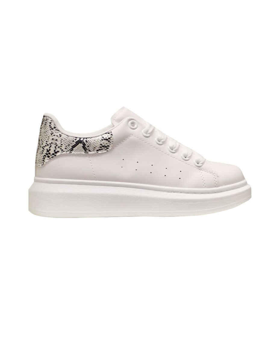 All Time Snake Trendy Sneakers-0