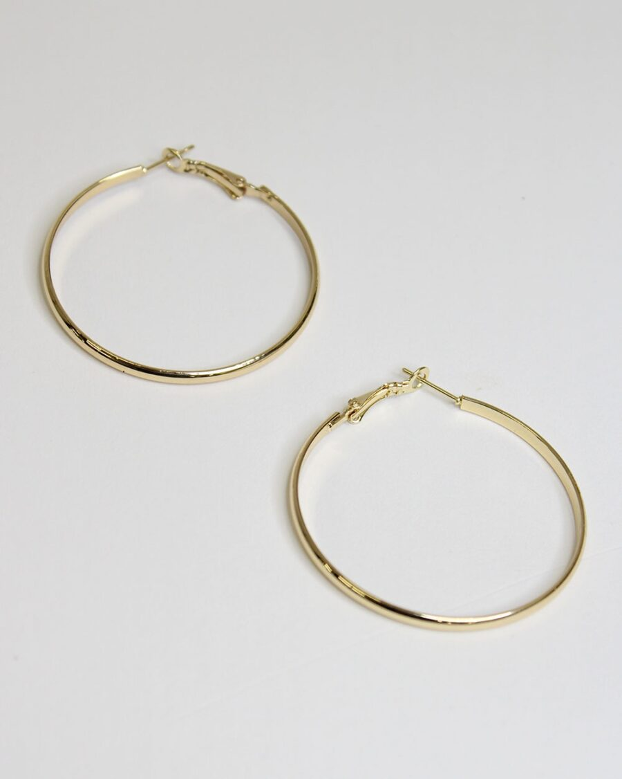 Earrings Iris Gold Mini-0