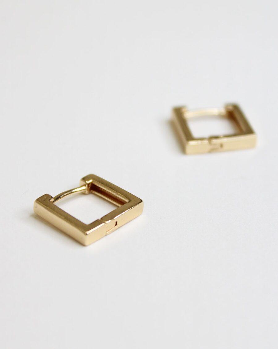 Earrings Lelie Gold -0
